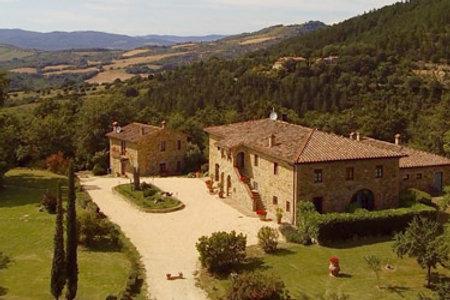 Retreat Deposit - Tuscany