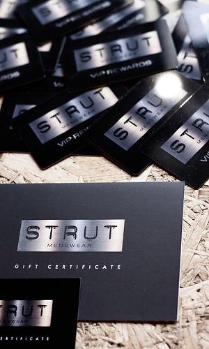 Struts Menswear