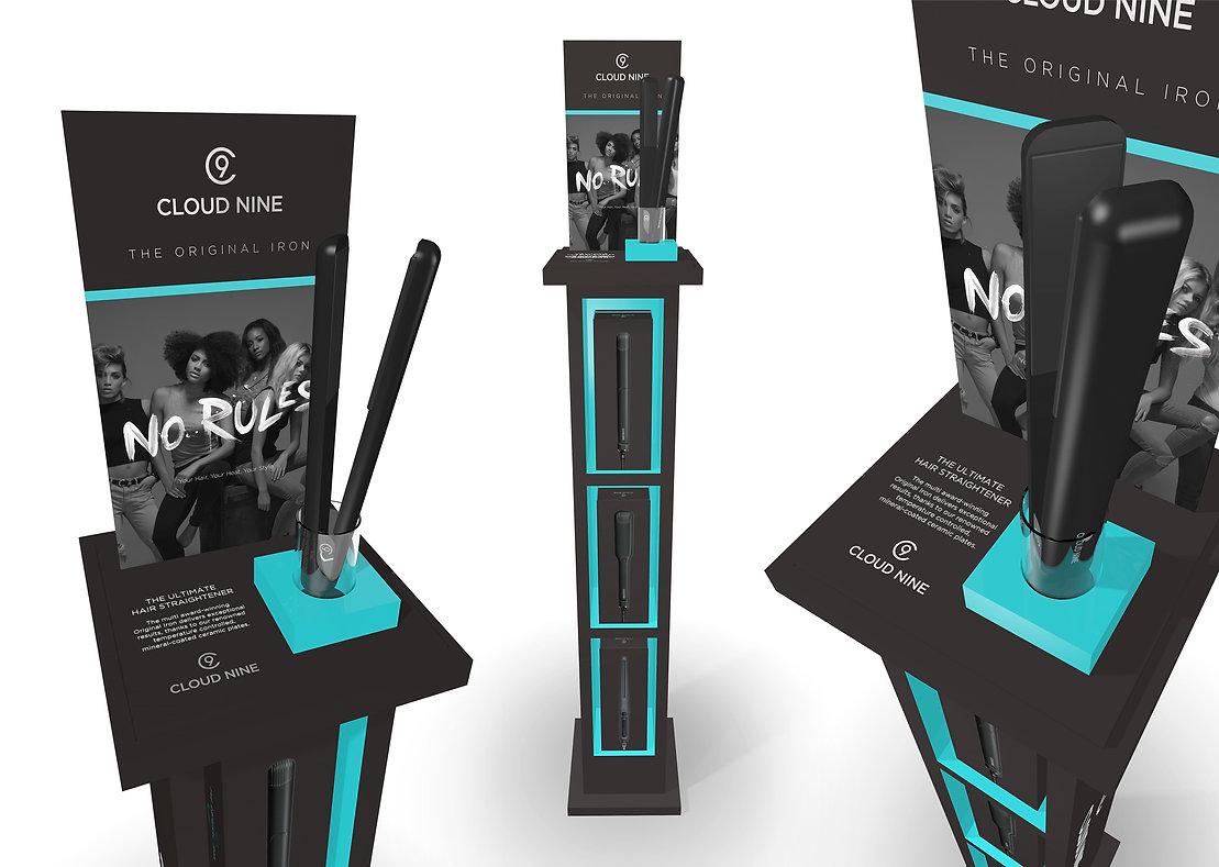 Cloud Nine product launch promotional FSU