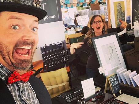 Scenes from the 2019 LA Printers Fair