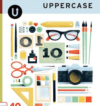 Uppercase Subscribers get 20% off the store!