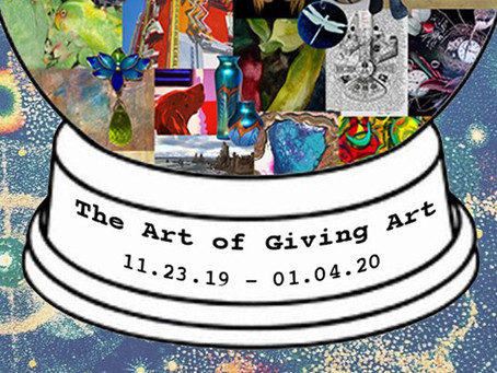 Gallery Show: The Art of Giving Art
