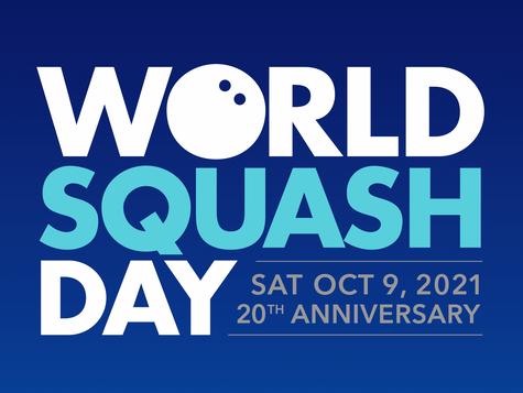 День студента - World Squash Day 2021!