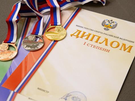 Результаты Первенства России  2021!