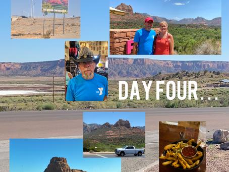 Day Four - Sedona!