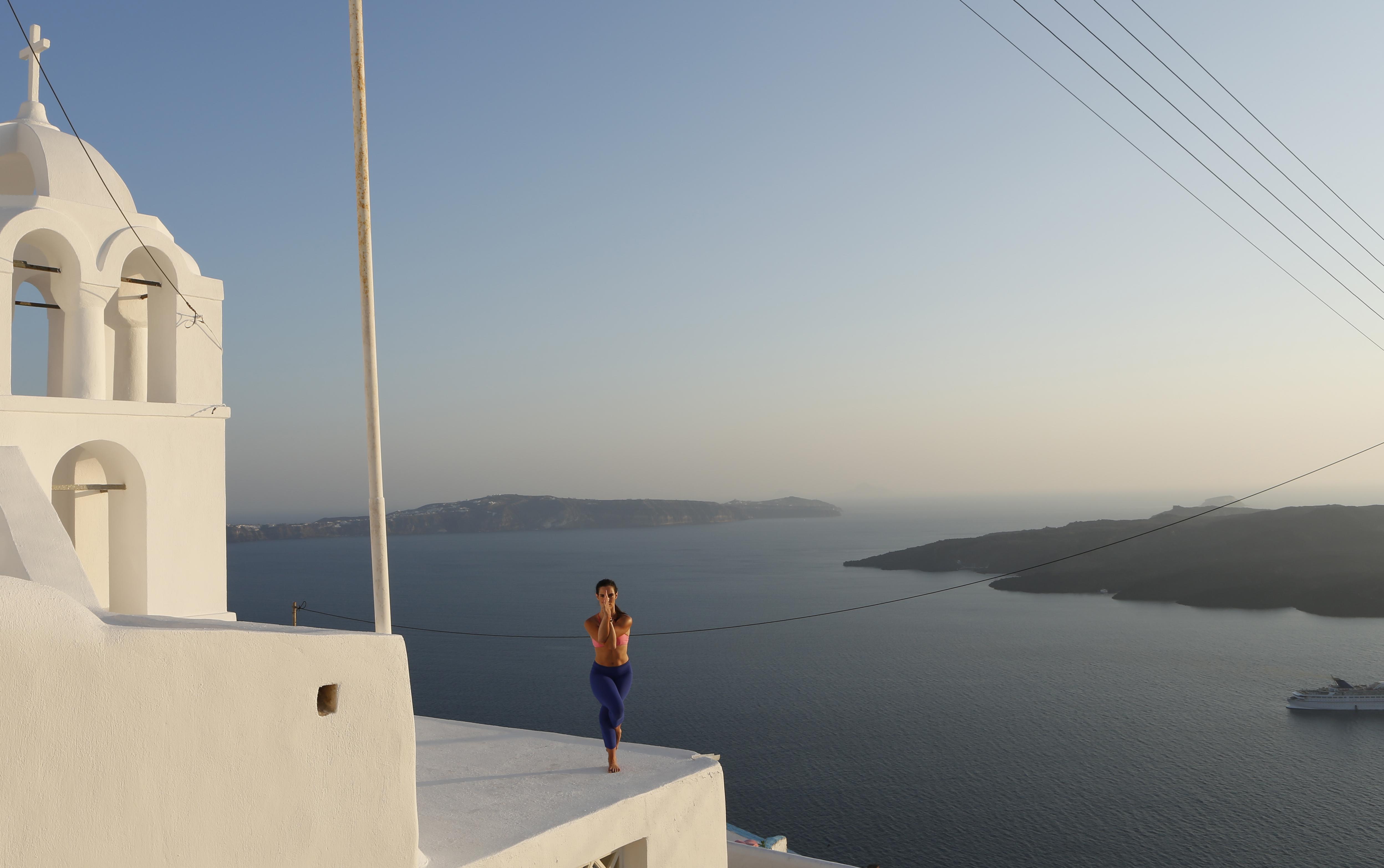 Santorini Yoga