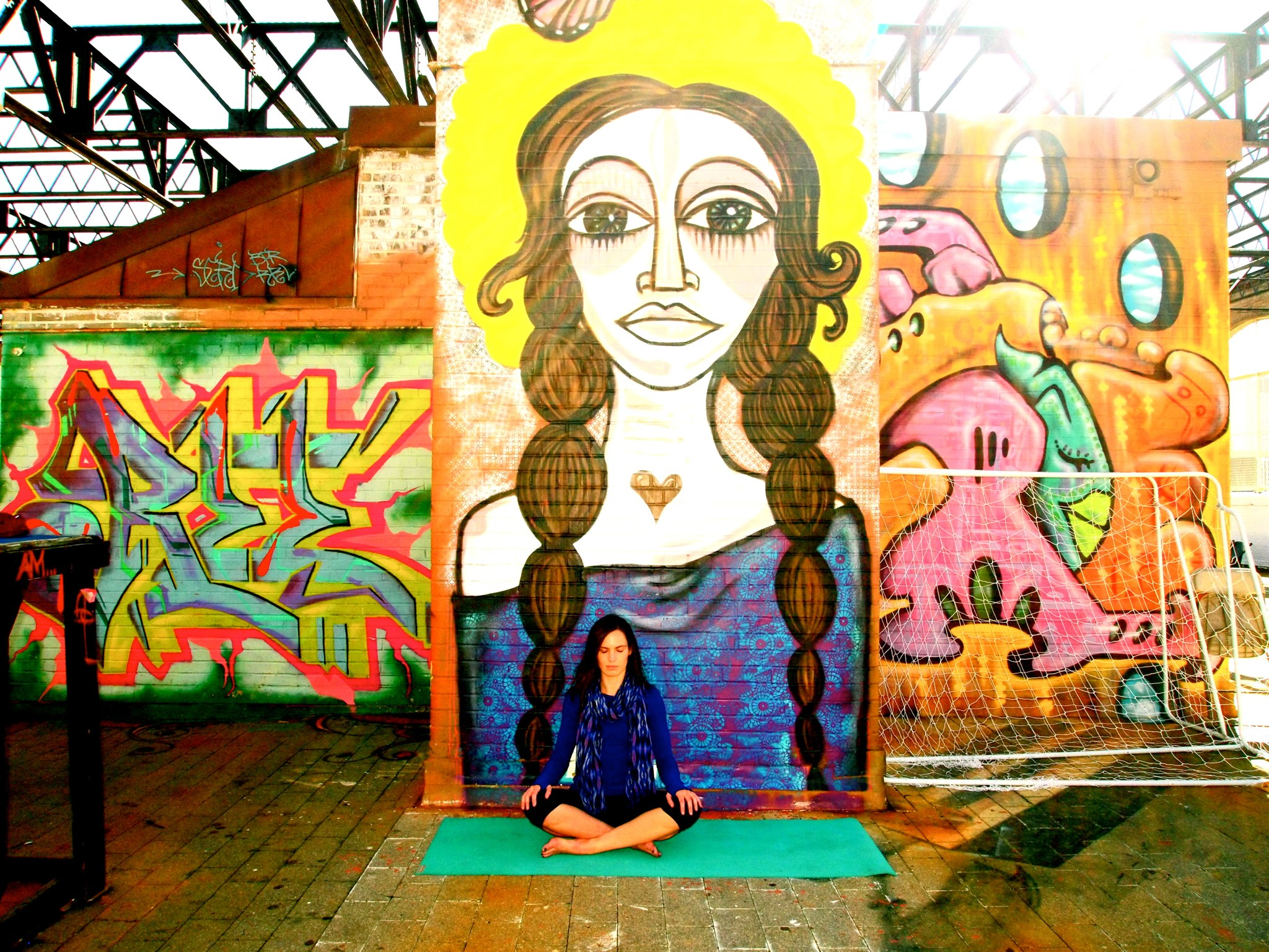 kate+meditate+graphiti