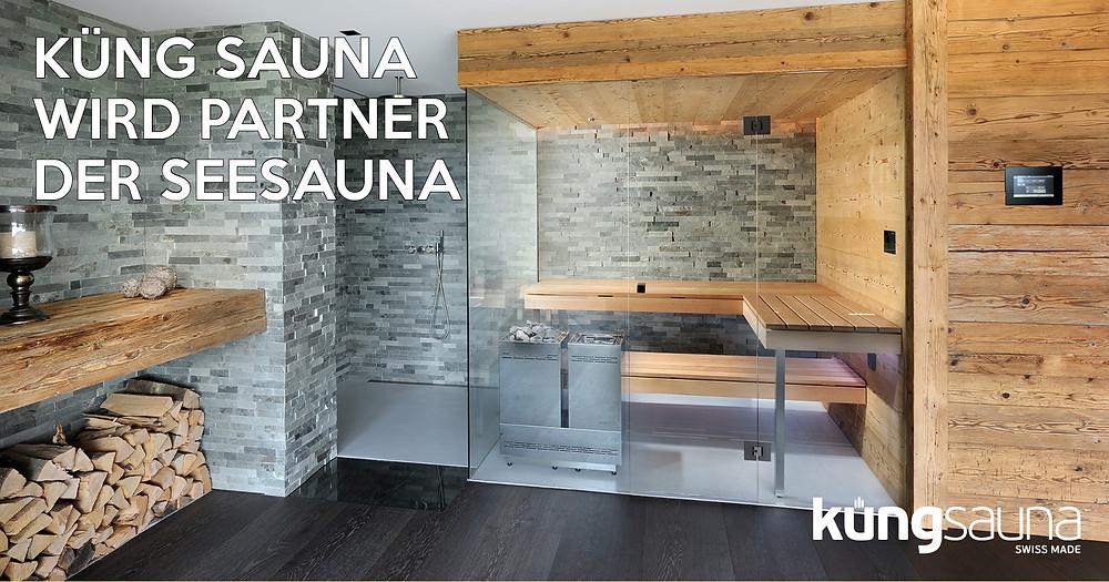 Küng Sauna ist dabei