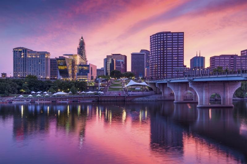 Hartford-Skyline