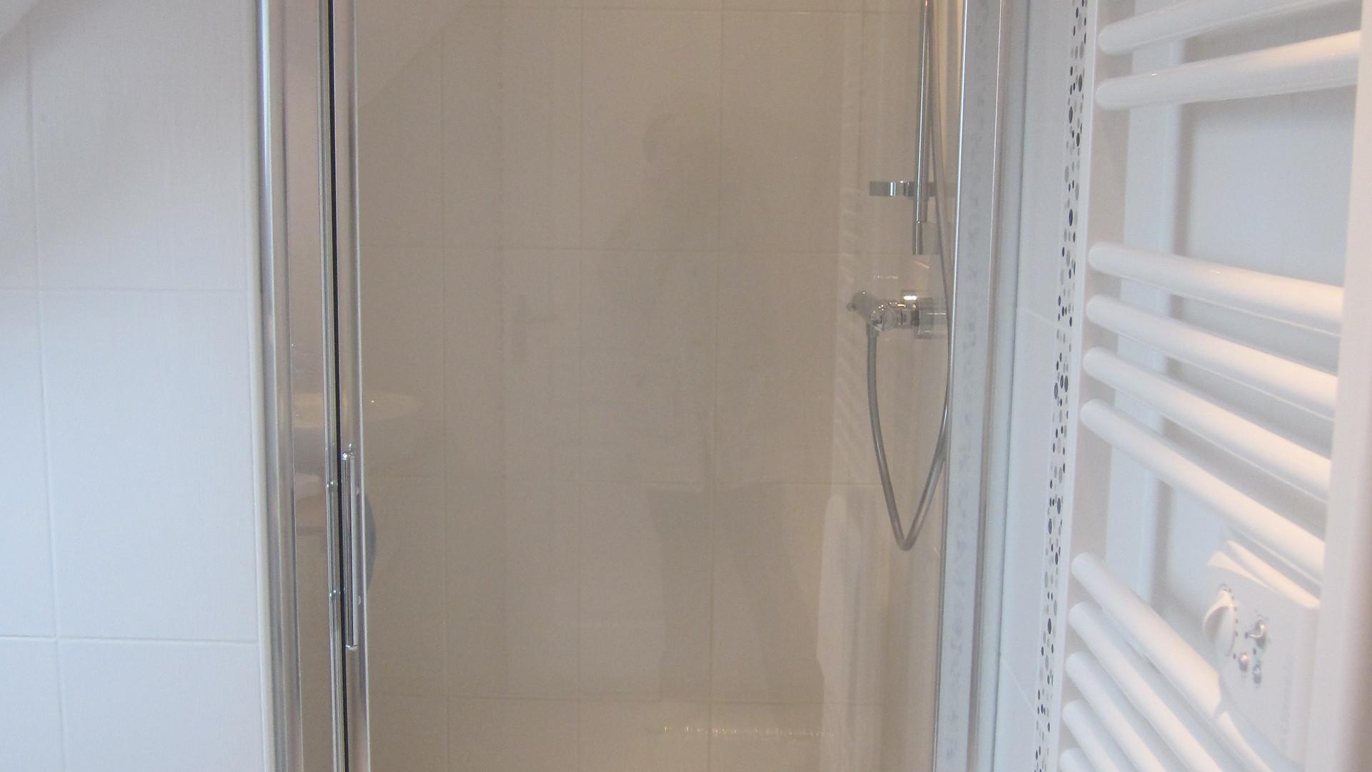 Douche 1er étage