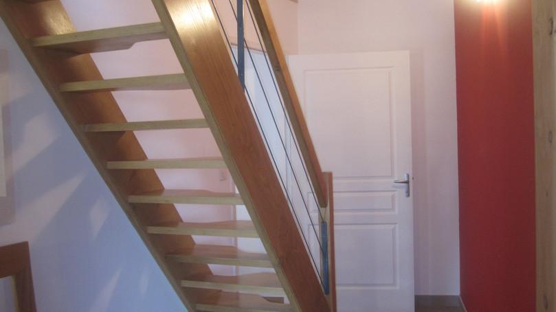 2ème accès 1er étage