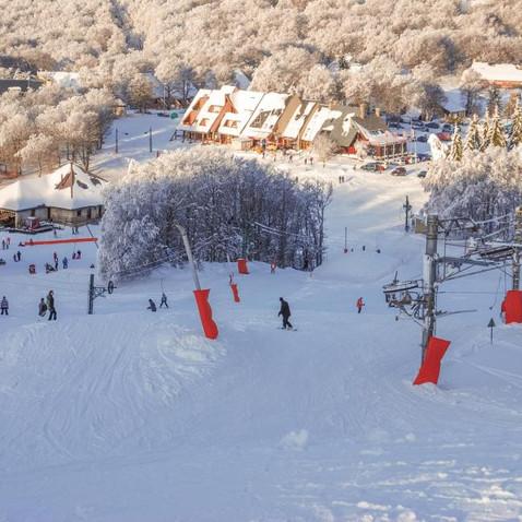 Laguiole et sa station de ski