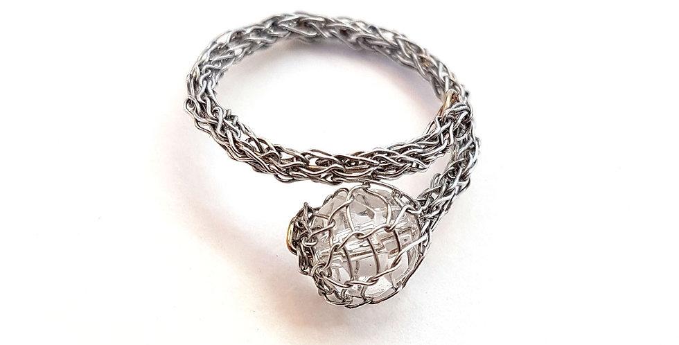 Перстень Спиралька