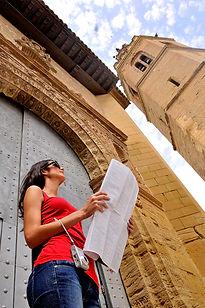 Jose maria escriva del balaguer, Catedral del barbastro,