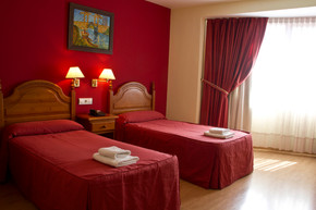 twin room, habitracion doble, double room, chambre double
