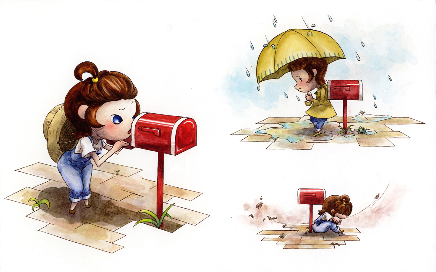 Smiling Mail