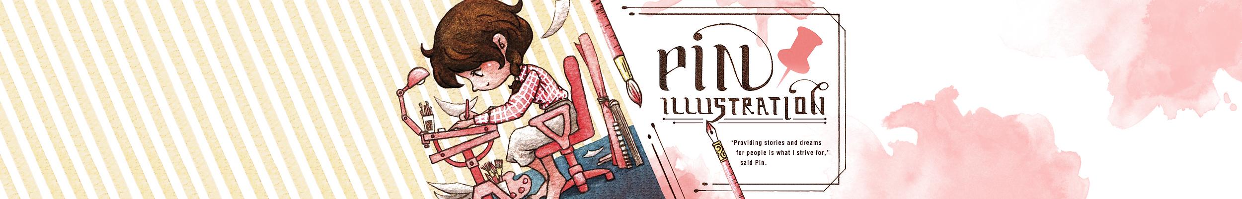 Pin illustration