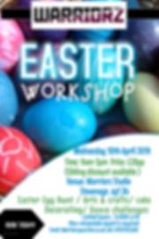 Copy of Easter Egg Hunt Poster Template.