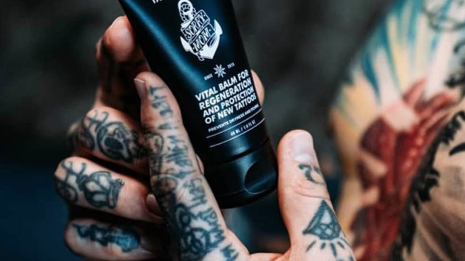 Sorry Mom Tattoo Aftercare balm