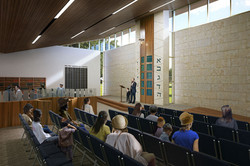 Synagogue Sanctuary, (Shul)