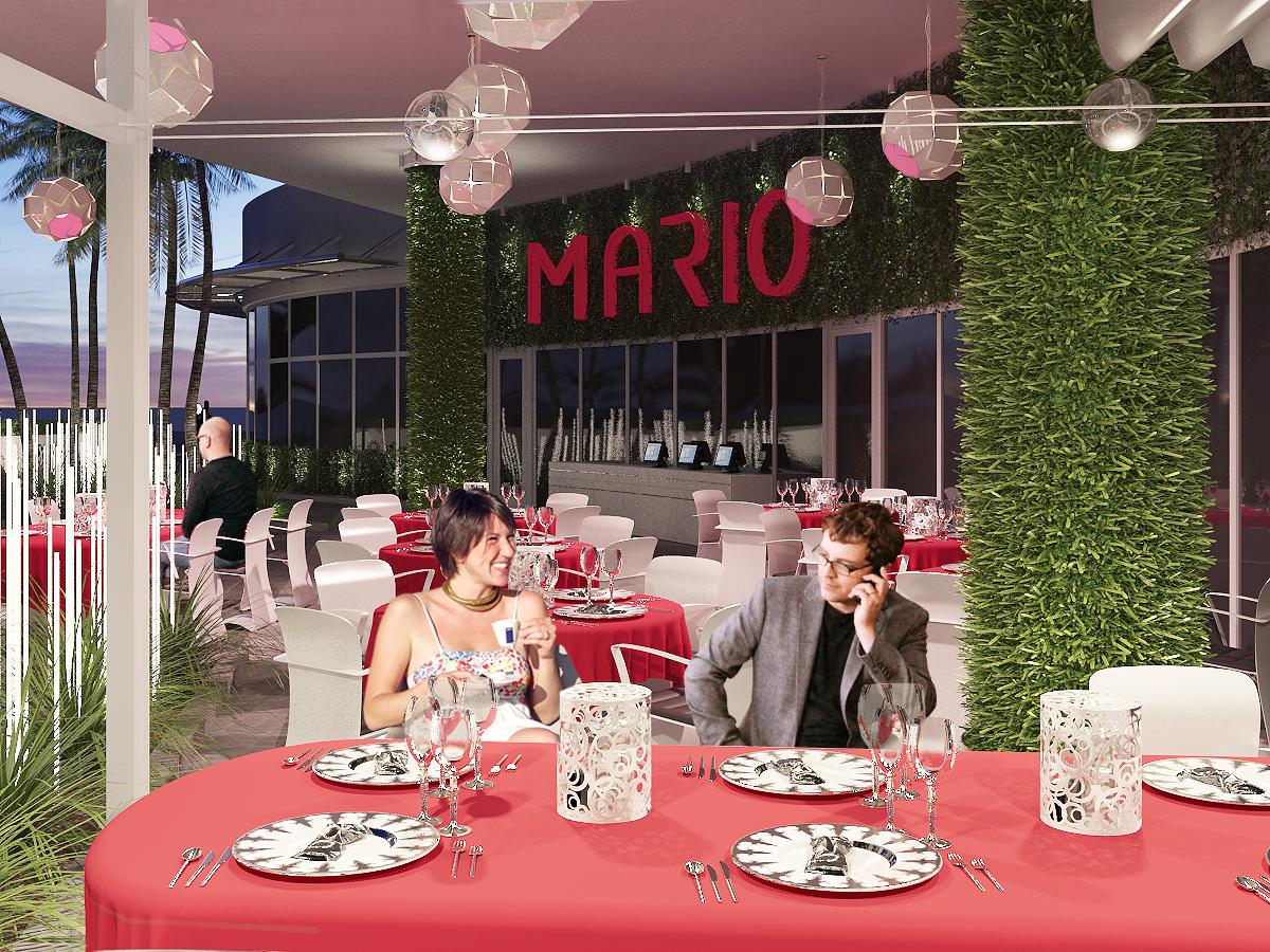 Restaurant Mario