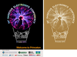 Graphic for Gaseous Electronics Conf