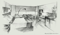 Hotel Room, New York