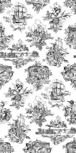 Wallpaper for Hotel Guest room