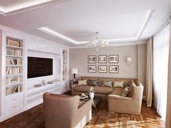 Apartment, Living Room