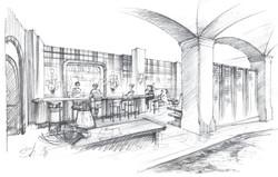 Refinery Hotel Bar, New York