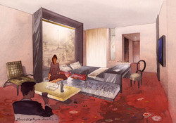 W Hotel, Room. New York