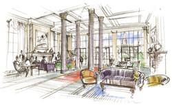 Barclay Hotel, New York