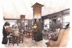 The Plaza Hotel, Oak Bar