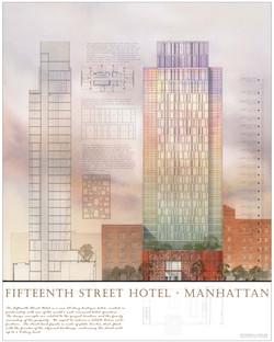 15th Street Hotel, New York