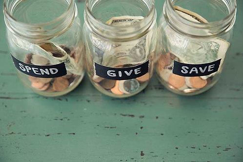 FREE Money Matters Workshop