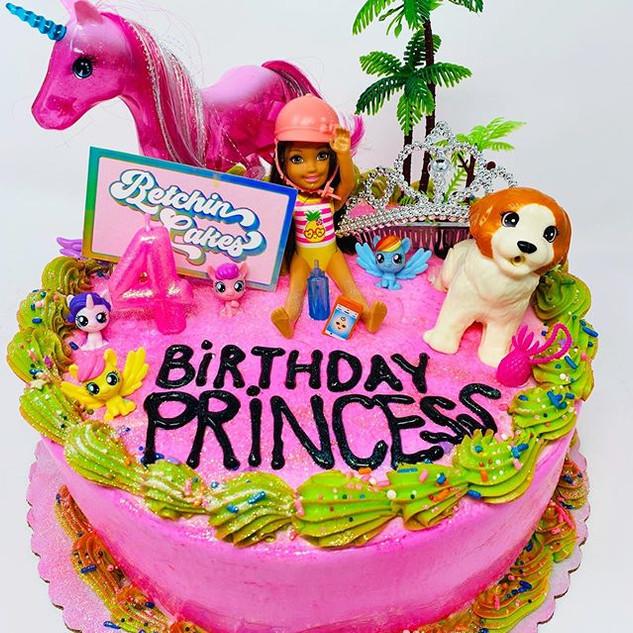 HBD Princess