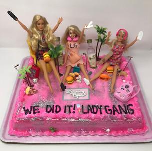 Lady Gang We Did It