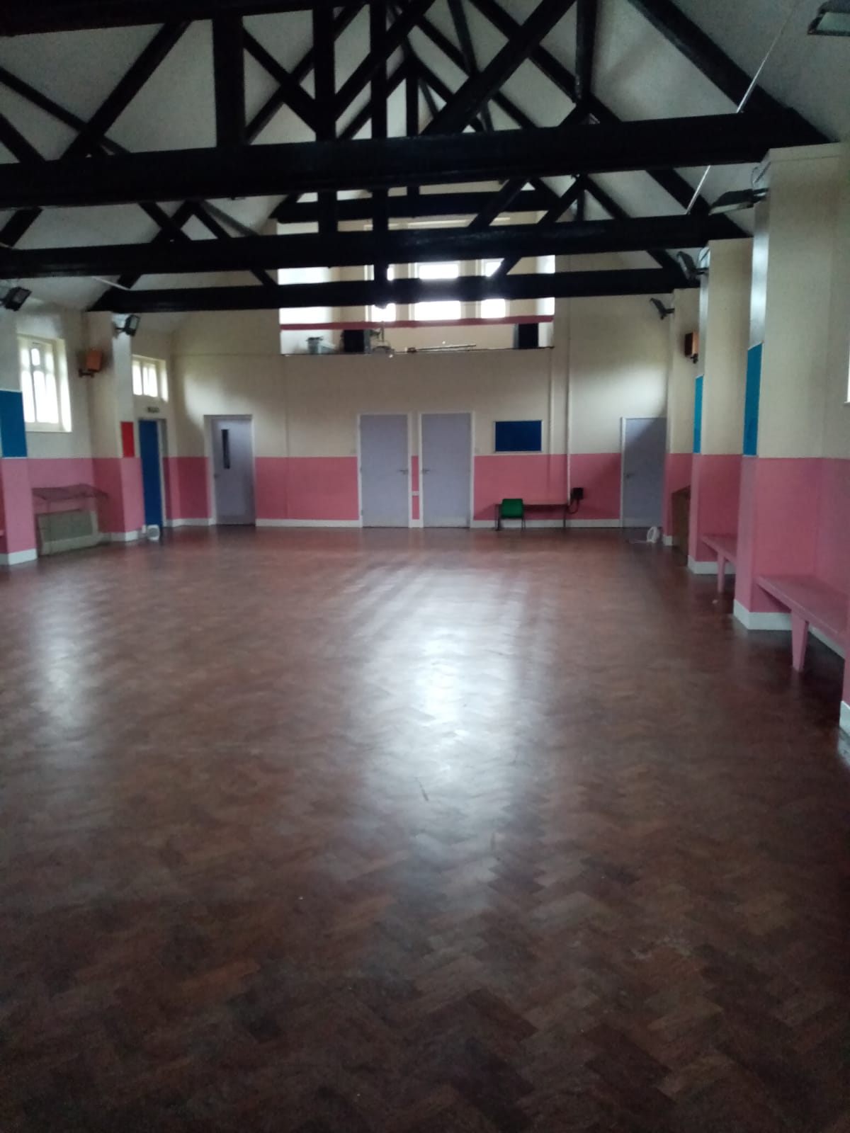 Large hall 4