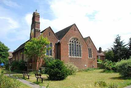 St Elisabeth's Church from the outside