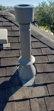 Roof Vent Repair in The Woodlands, TX