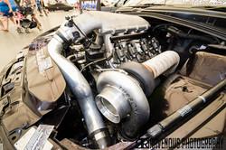 [NOSHOW] at autofest, engine bay