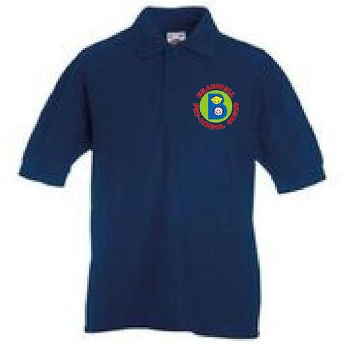Polo Shirt Bradwell Pre School