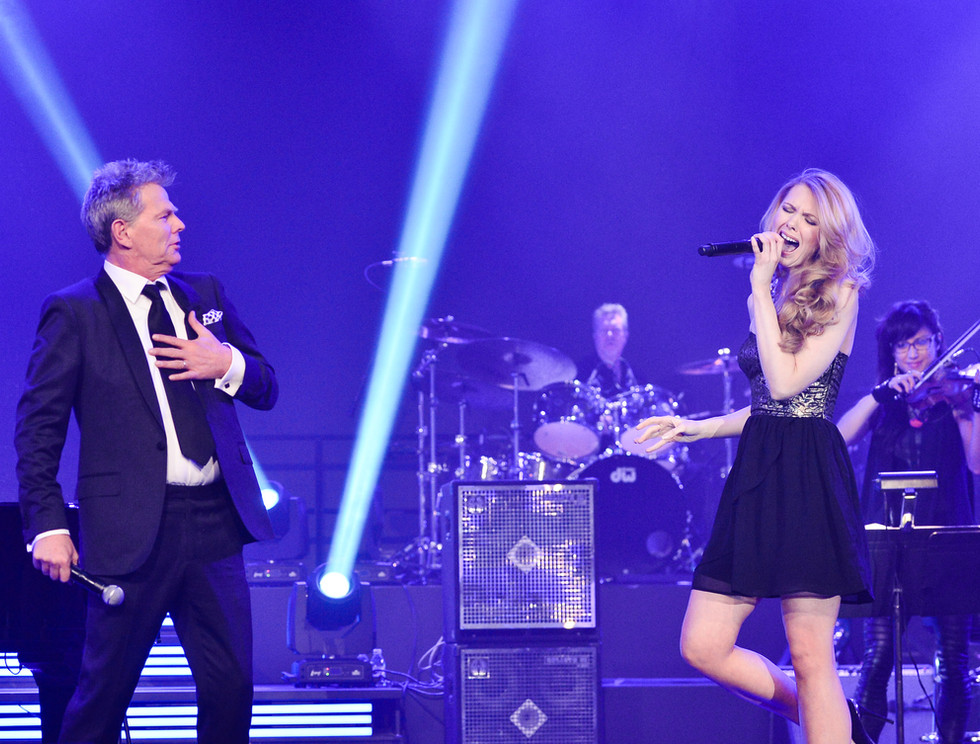 Candice Sand Live @ David Foster Miracle Gala
