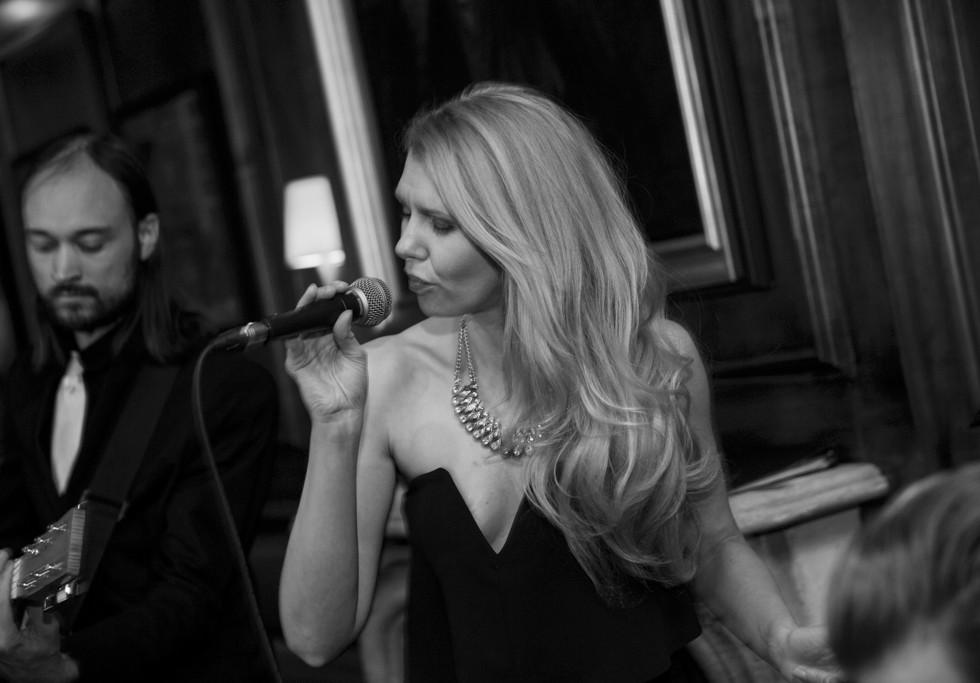 Candice Sand Live @ The Ridea Club