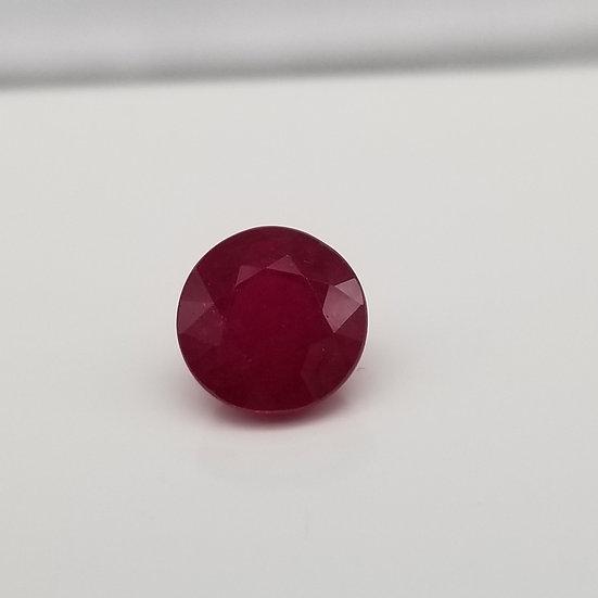 Genuine Ruby (treated)