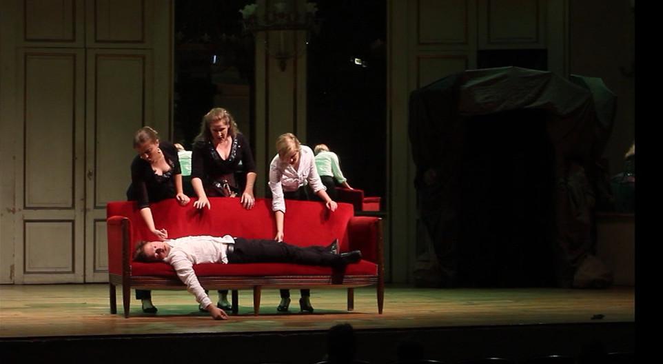 trois dames-6 juillet 2017 avec Aurore Pouls et Valentine Dubus