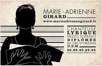 chanteuse lyrique mezzo-soprano