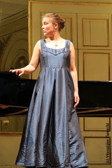 Marie-Adrienne Girard mezzo-soprano