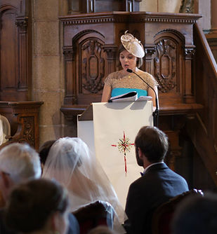 animation mariage à l'église