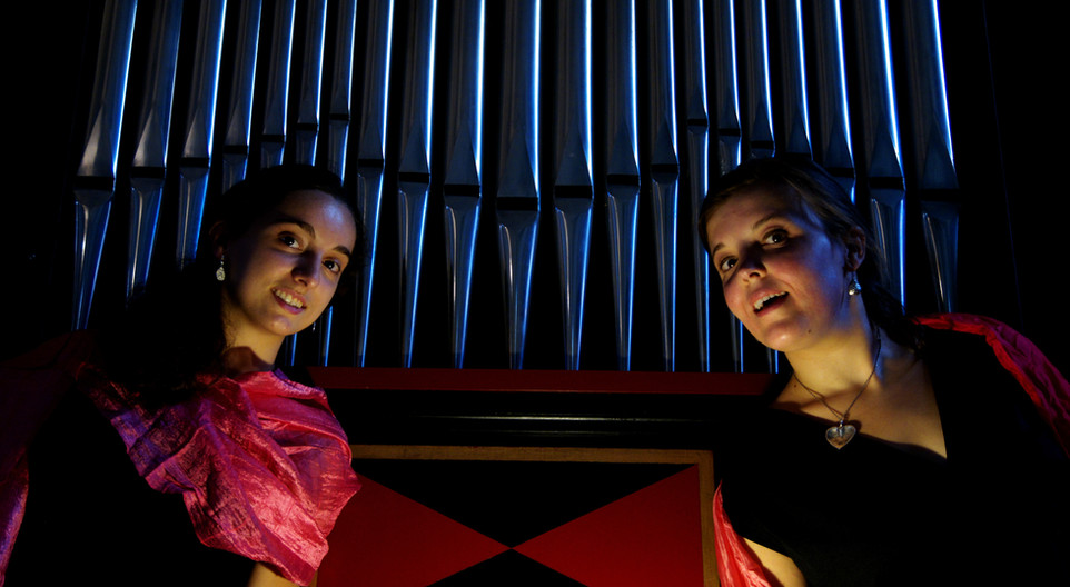 Marilys Moury et Marie-Adrienne Girard